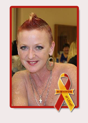 Tina Lussier Hepatitis C Survivor